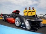 The GreenGT H2 hydrogen fuel cell Le Mans Prototype - image: Dunlop Motorsport