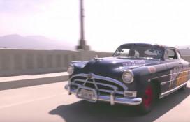 The Hudson Hornet on Jay Leno's Garage