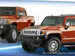 THe Hummer H3E