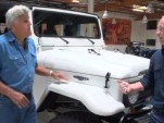 The ICON FJ-44 visits Jay Leno's Garage