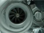 The Koenigsegg One:1's Turbo