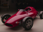 The Light Car Company Rocket on Jay Leno's Garage