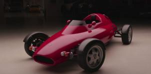 The Light Car Company Rocket on Jay Leno's Garage