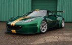Lotus Announces Evora GTC Racer