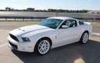 'One Of One' 2013 Shelby GT500 Hits The Block For Charity