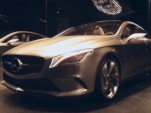 The Mercedes-Benz Concept Style Coupe