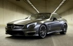 Mercedes And AMG Celebrate 45 Years With A Special SL65 AMG: Video