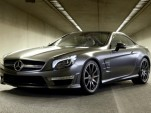 The Mercedes-Benz SL65 AMG Anniversary Edition
