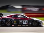 The Nissan GT-R Nismo GT3 of Alex Buncombe and Jann Mardenborough