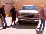 The OJ Simpson Ford Bronco shows up on Pawn Stars