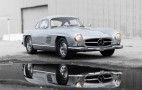 Rare Aluminum-Bodied Mercedes-Benz 300SL Gullwing To Cross The Block In Monterey