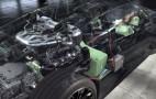 Incredible Porsche 918 Spyder Powertrain Detail: Video