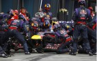 Watch Red Bull Racing Execute An F1 Tire Change In A Record 2.05 Seconds: Video