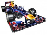 The Red Bull Racing RB8