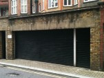 The Rysbrack Street garage offered by WA Ellis. Image: WA Ellis