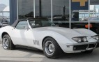 Stolen Corvette Recovered After 10 Years In A Shipping Container