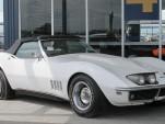The stolen 1968 Corvette - Image courtesy of Drive