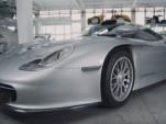The story behind the Porsche 911 GT1 Evo