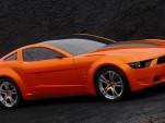 The stunning Giugiaro designed Mustang concept