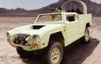 Hybrid Off-Road Military Vehicle Debuts At SEMA
