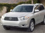 The Toyota Highlander was among the imports chosen