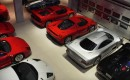 The ultimate car collection is in a garage in Bahrain