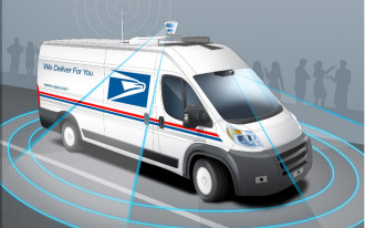 Uncle Sam bets on self-driving trucks to save Post Office