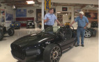 Vanderhall Venice rolls in on 3 wheels to Jay Leno's Garage