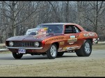 The very first 1969 Camaro ZL1  Image: Mecum Auctions