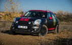 MINI Shows Off Cooper Countryman Dakar Rally Support Vehicle