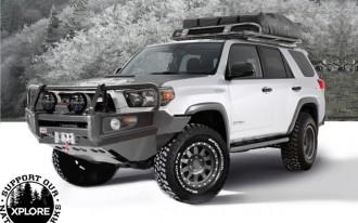 Xplore Beefs Up The 2011 Toyota 4Runner