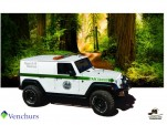 The Xplore Rescue Series Jeep Wrangler. Image: Xplore