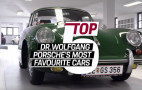Wolfgang Porsche shares his top 5 favorite Porsches