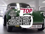 These are Dr. Wolfgang Porsche's top five favorite Porsches