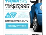 Think City $17,995 ad campaign