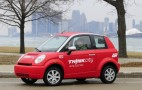 Electric Car Company Think Starts U.S. Production Of City Minicar