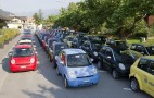 2012 Think City EVs In Rental Trial At Alpine Holiday Resorts