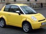 ThinkCity electric car