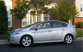 Toyota Floor Mat Safety Recall: My Prius Goes On Notice