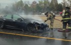 Tesla Fires: NHTSA Will Probe, Warranty To Cover Fire Damage, Ride-Height Tweak
