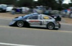 Watch an 850-hp GT-R-powered Ford Focus attack Pikes Peak