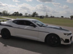 This Hennessey Exorcist ZL1 1LE customer gets the ride of his life