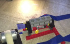 Head down the wormhole that is Lego engine torture tests