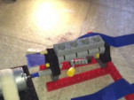 This is Lego engine torture testing