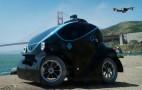 Self-driving police cars to patrol Dubai streets?