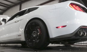 This supercharged Ford Mustang GT350R from Hennessey sounds great