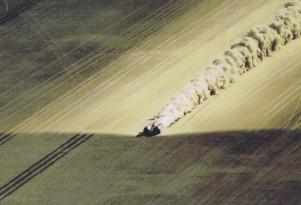 Thrust SSC world land-speed record run