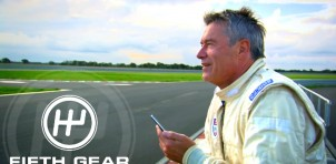 """Tiff Needell in a scene from """"Fifth Gear"""""""