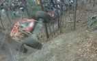 Hill Climbing Buggy Goes Ape: Video