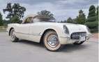 True Time Capsule 1954 Corvette Fails To Sell At Auction